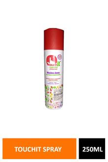 Touchit Vegetable Cleanser Spray 250ml