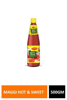 Maggi Sauce Hot & Sweet 500gm