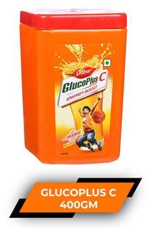 Dabur GulcopluS-C Orange 400gm