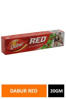 Dabur Red Toothpaste 20gm
