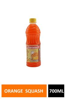 Ganesh Orange Fruit Squash 700ml