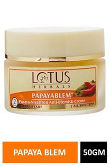 Lotus Papaya Blem 50gm