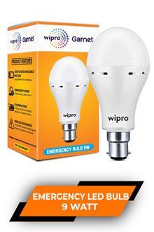 Wipro Emergency Led Bulb 9w