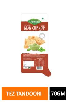 Naan Chips & Dip Tez Tandoori 70gm