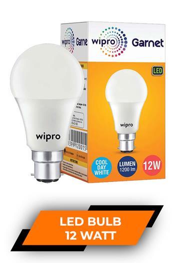 Wipro Led Bulb 12w