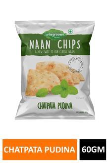 Naan Chips Chatpata Pudina 60gm