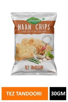 Naan Chips Tez Tandoori 30gm