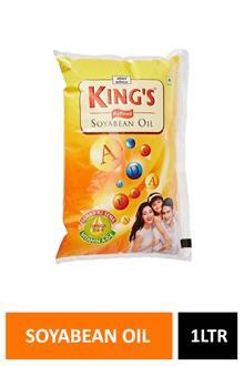 Kings Soyabean Oil 1ltr Pouch