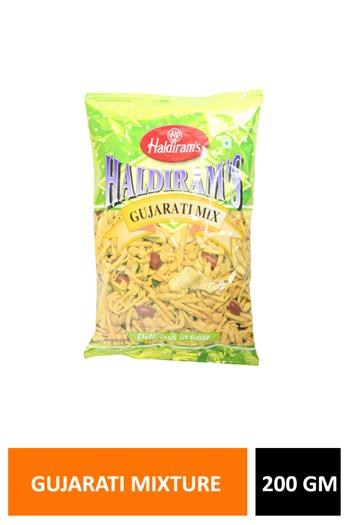 Haldiram Gujrati Mixture 200gm