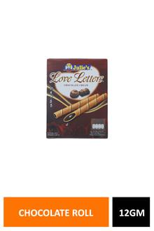 Gd Elita Chocolate Wafer Roll 12gm
