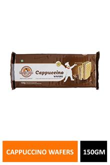 Gd Cappuccino Wafers 150gm
