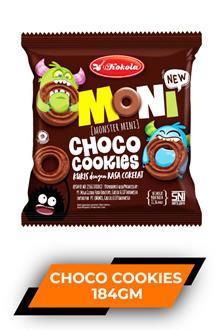 Kokola Moni Choco Cookies 184gm