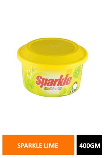 Sparkle Lime Dishwasher 400gm