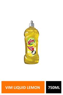 Vim Liquid Lemon 750ml