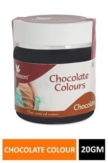 Blossom Chocolate Colour Chocolate 20gm