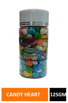 Blossom Candy Heart Deco 125gm