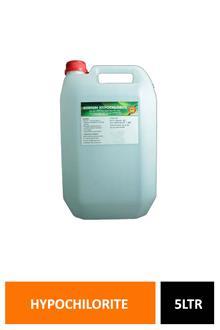 Sodium Hypochilorite 5ltr
