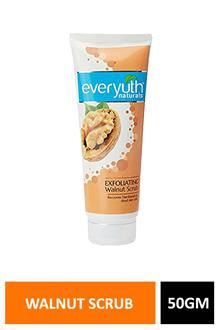 Everyuth Naturals Walnut Scrub 50gm
