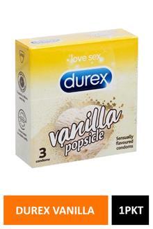 Durex Vanilla Popsicle Condom