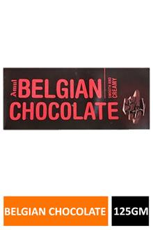 Amul Belgian Chocolate 125gm