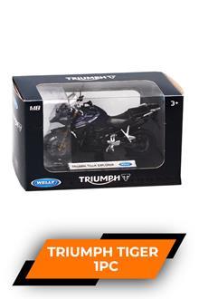 Welly Triumph Tiger Exlorer 12836pw