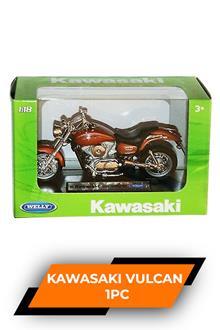 Welly Kawasaki Vulcan 1500 12166pw