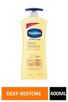 Vaseline Deep Restore 400ml