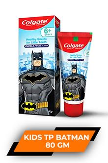 Colgate Kids Tp Batman 80gm