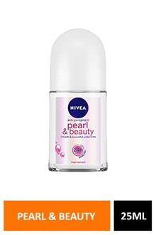 Nivea Roll On Pearl & Beauty 25ml