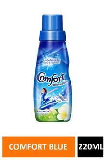 Comfort Fab Cond Blue 220ml