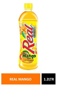 Real Fruit Mango Pet 1.2ltr