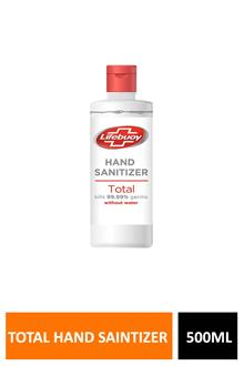 Lifebuoy Total Hand Sanitizer 500ml