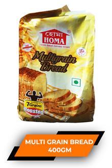 Homa Multi Grain Bread 400gm