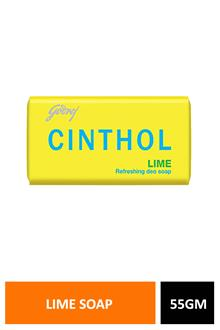 Cinthol Lime Soap 55gm