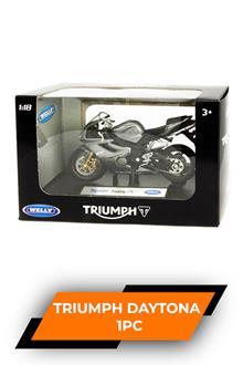 Welly Triumph Daytona 675 12822pw