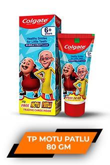 Colgate Kids Tp Motu Patlu 80gm