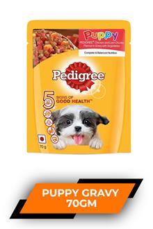 Pedigree Puppy Gravy 70gm