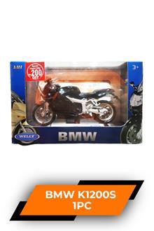 Welly Bmw K1200s 12829pw