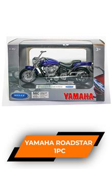 Welly Yamaha Roadstar Warrior 12156pw