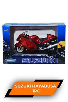 Welly Suzuki Hayabusa 12828pw