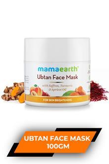 Mamaearth Ubtan Face Mask 100gm