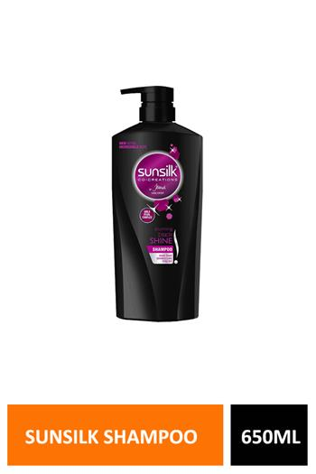 Sunsilk Black Shine 650ml