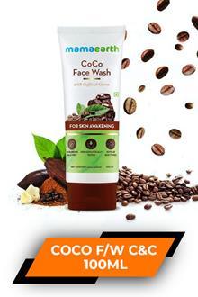 Mamaearth Coco Face Wash Coffee & Cocoa 100ml