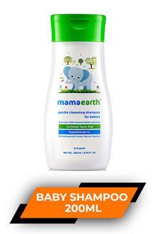 Mamaearth Baby Shampoo 200ml