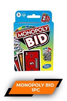 Hasbro Monopoly Bid F16990753