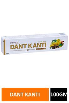 Patanjali Dant Kanti Advanced 2x100gm