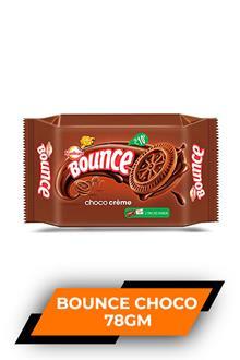 Sunfeast Bounce Choco Creme 78gm