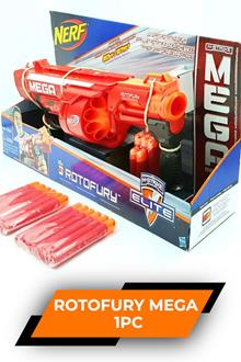 Nerf Rotofury Mega B07192211