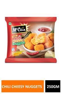 Mccain Chilli Cheesy Nuggets 250gm