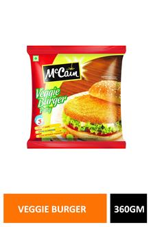 Mccain Veggie Burger 360gm